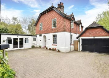 Thumbnail 4 bed detached house for sale in East Grinstead Road, North Chailey, Lewes