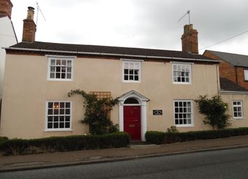 Thumbnail 3 bed detached house for sale in High Street, Badsey, Evesham