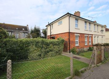 Thumbnail 3 bed semi-detached house for sale in Steer Road, Swanage