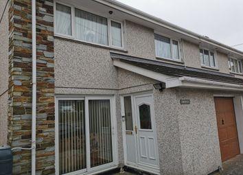 Thumbnail 3 bed semi-detached house for sale in Doubletrees, St. Blazey, Par
