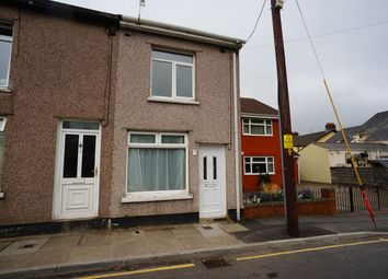 Thumbnail 2 bed end terrace house for sale in Brookland Road, Risca, Newport
