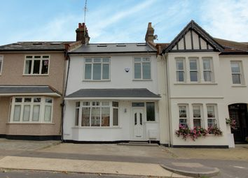 Thumbnail 4 bed terraced house to rent in Southsea Avenue, Leigh-On-Sea