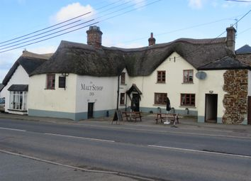 Thumbnail Pub/bar for sale in Devon - Country Free House EX20, Merton, Devon,