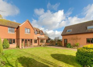Thumbnail 5 bed detached house for sale in Stanbrook Way, Yielden, Bedford, Bedfordshire
