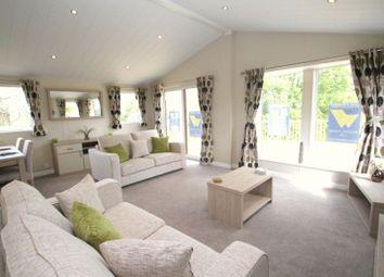 Thumbnail 3 bed lodge for sale in Devon Village, Fishcross, Alloa