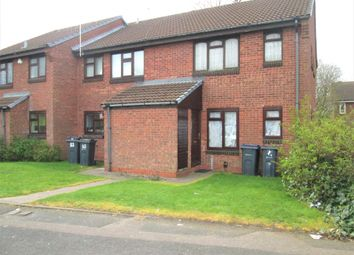 Thumbnail 1 bed flat for sale in Cooksey Road, Birmingham