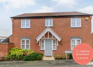 Thumbnail Detached house for sale in Jenham Drive, Sileby, Loughborough, Leicestershire