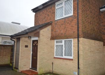 Thumbnail 1 bedroom end terrace house to rent in Horning Close, London