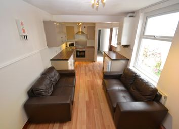 Thumbnail 5 bedroom property to rent in Flora Street, Cathays, Cardiff