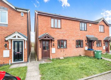 Thumbnail 2 bed end terrace house for sale in Hobby Court, Greater Leys, Oxford