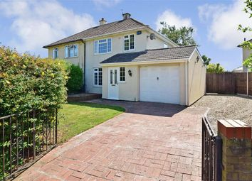 Thumbnail 3 bed semi-detached house for sale in Nottingham Avenue, Maidstone, Kent