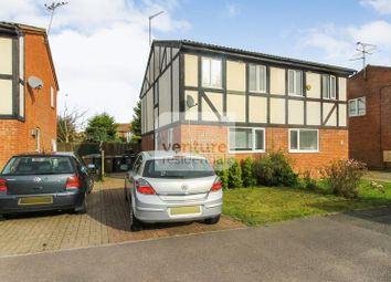 Thumbnail 3 bed semi-detached house to rent in Hedley Rise, Wigmore, Luton