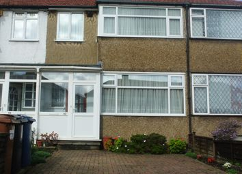 Thumbnail 3 bed terraced house for sale in Reynolds Drive, Edgware