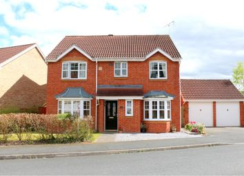 Thumbnail 6 bed detached house for sale in Dorchester Way, Hereford