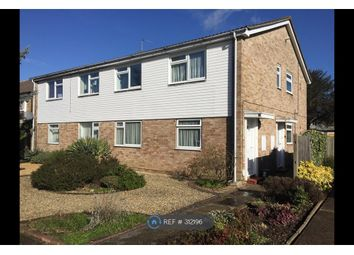 Thumbnail 2 bed maisonette to rent in Cyclamen Way, Epsom