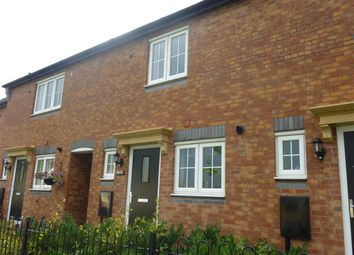 Thumbnail 2 bed property to rent in Rugby Road, Burbage, Hinckley