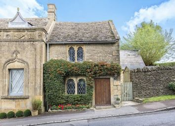 Thumbnail 2 bed semi-detached house for sale in Spa Cottages, Lower Swell Road, Stow On The Wold, Cheltenham