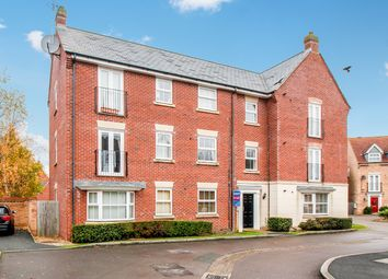 Thumbnail 2 bed flat for sale in Stackpole Crescent, Swindon, Wiltshire