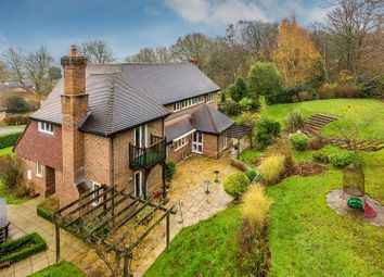 Thumbnail 5 bed detached house for sale in Brassey Hill, Limpsfield, Oxted