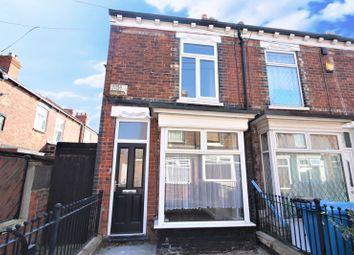 Thumbnail 2 bed terraced house for sale in Clovelly Avenue, De La Pole Avenue, Hull