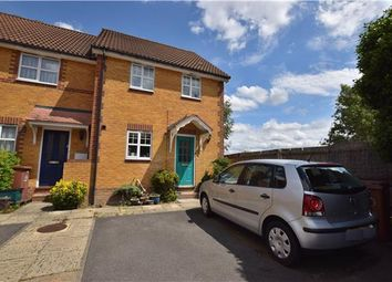 Thumbnail 3 bed end terrace house for sale in Bakers Gardens, Carshalton, Surrey