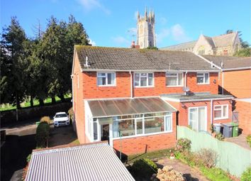 Thumbnail 3 bed semi-detached house for sale in Church Street, Heavitree, Exeter