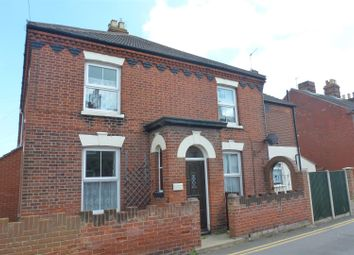 Thumbnail 2 bed end terrace house for sale in Isaacs Road, Great Yarmouth