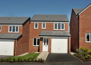 "Thumbnail 3 bed detached house for sale in ""Rufford"" at Garstang Road East, Poulton-Le-Fylde"