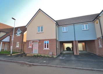 Thumbnail 4 bed detached house to rent in Flitchside Drive, Little Canfield, Essex