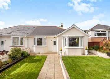 Thumbnail 2 bed bungalow for sale in Decoy, Newton Abbot, Devon