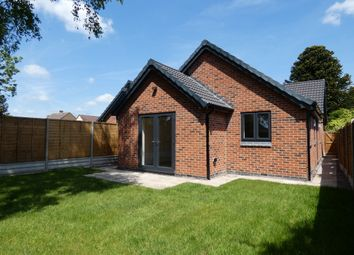 Thumbnail 3 bedroom detached bungalow for sale in Burton Road, Midway