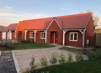 Thumbnail 2 bedroom bungalow for sale in Tadpole Garden Village, Swindon