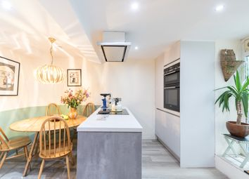Thumbnail 3 bed flat for sale in Womersley Road, London