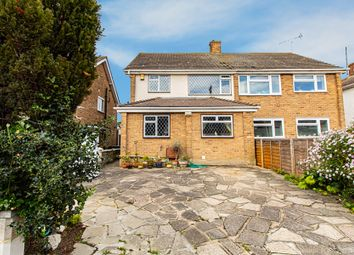 Thumbnail 3 bed semi-detached house for sale in Hawthorn Way, Rayleigh