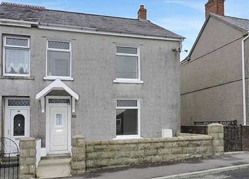 Thumbnail 3 bed semi-detached house for sale in Neuadd Road, Gwaun Cae Gurwen, Ammanford