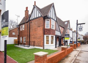 Thumbnail 3 bedroom flat to rent in New Wanstead, London