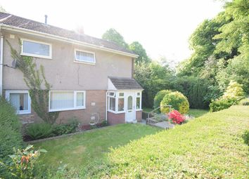 Thumbnail 2 bed end terrace house for sale in Hazel Walk, Croesyceiliog, Cwmbran