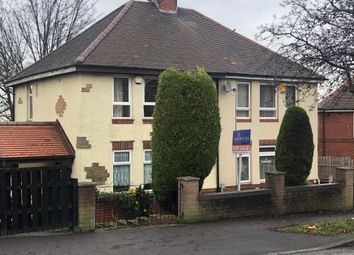 Thumbnail 3 bed semi-detached house for sale in Kilvington Road, Sheffield