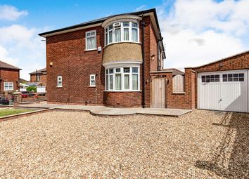 Thumbnail 3 bed semi-detached house for sale in Starmer Crescent, Darlington