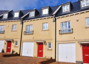 Thumbnail 4 bed terraced house for sale in Boulter Crescent, Andover