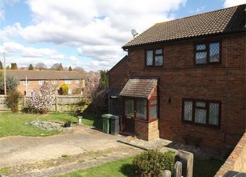 Thumbnail 2 bed end terrace house to rent in Morgan Close, Bexhill-On-Sea, East Sussex