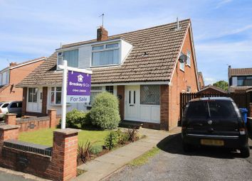 Thumbnail 3 bed semi-detached house for sale in Banham Avenue, Winstanley, Wigan