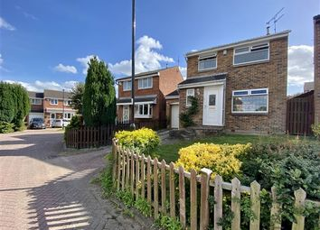 Thumbnail 3 bed detached house for sale in Oldale Court, Woodhouse, Sheffield