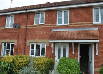 Thumbnail 2 bedroom terraced house to rent in Bayfield Close, King's Lynn