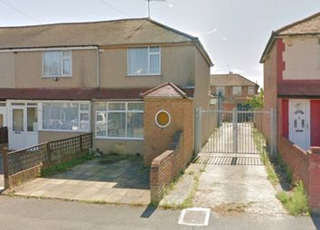 Thumbnail 2 bed end terrace house for sale in Woodstock Gardens, Hayes