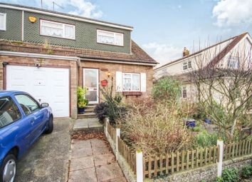 Thumbnail 3 bed semi-detached house for sale in Riverview Gardens, Hullbridge