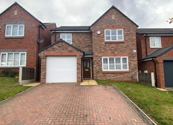 Thumbnail 4 bed detached house for sale in Marine Crescent, Wordsley, Stourbridge