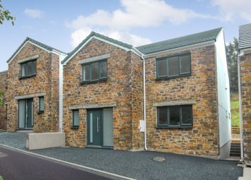 Thumbnail 4 bed detached house for sale in Valley View Trenant Vale, Wadebridge, Cornwall
