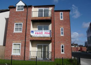 Thumbnail 1 bed flat to rent in Finings Court, Burton-On-Trent