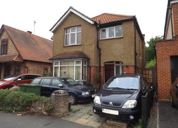 Thumbnail 1 bed flat to rent in 55B Sidney Road, Staines-Upon-Thames